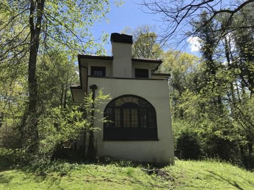 Side - Leslie K. Singley House, Druid Hills