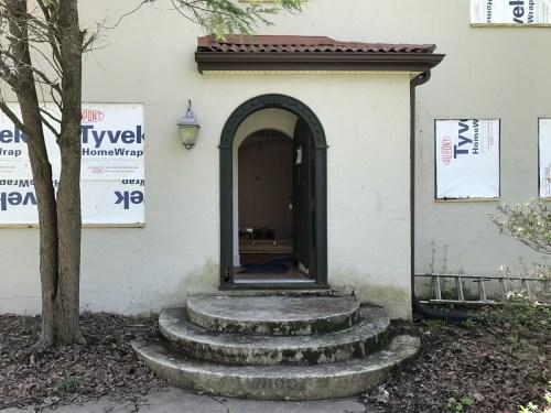 Front Door - Leslie K. Singley House, Druid Hills