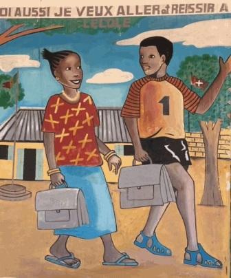 Dakar – De la scolarisation des filles à la journée des  femmes