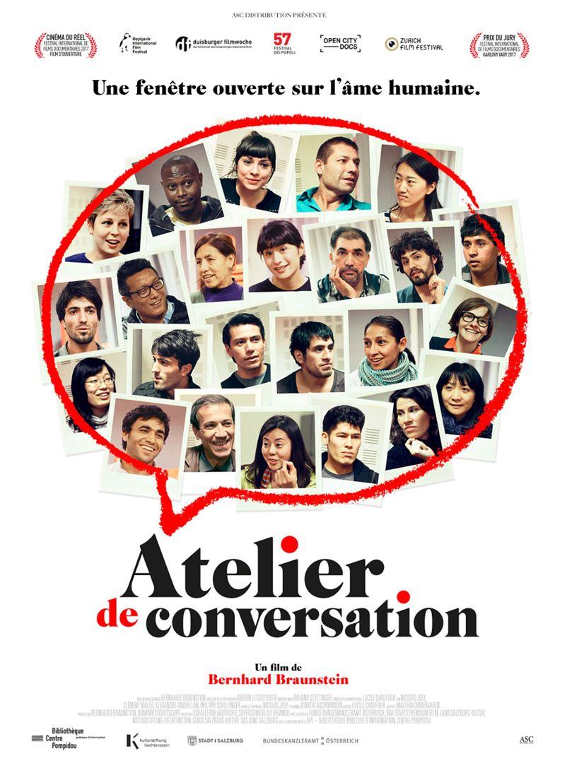 Le GREF présente «Atelier de conversation»