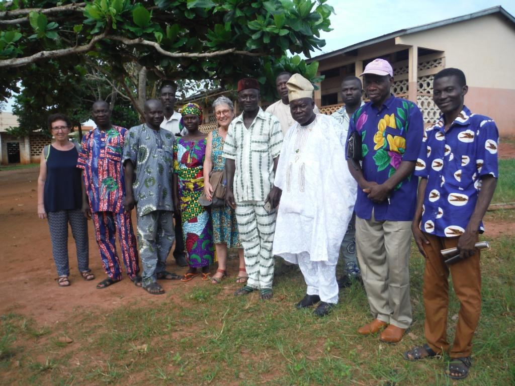 Le #GREF au #Bénin, un pays en avance en Afrique de l'Ouest !!!