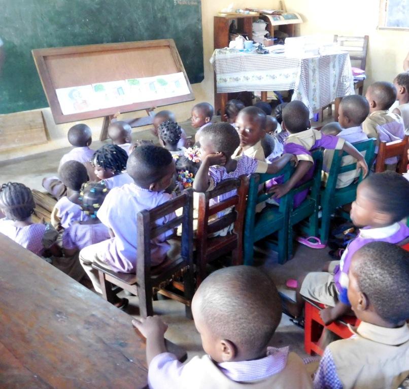 Projet «Petite enfance» au Bénin