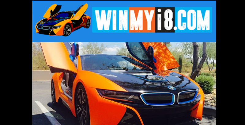 Here's how to claim your BMW i8…
