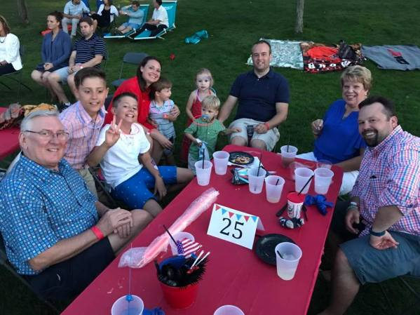 July 4th Cookout at CVCC 2017 9