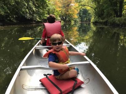 Camp Hi Canoe Trip (2)
