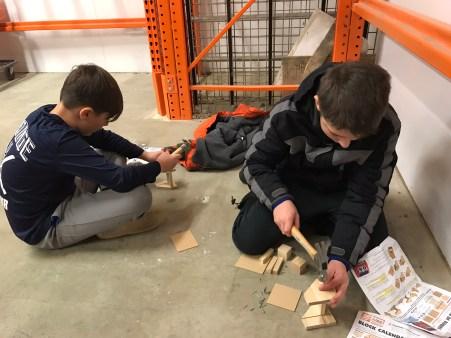 Home Depot Workshop (2)