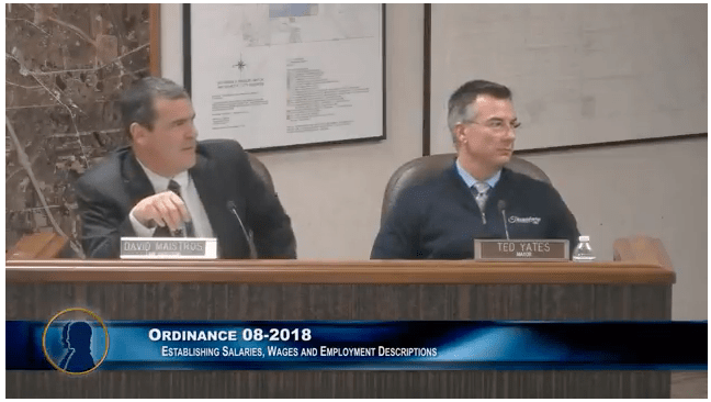 Twinsburg Special Council Meeting - January 16th 2018