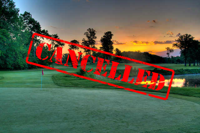 Golf Advisory Board Cancelled