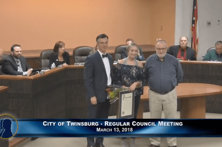 Twinsburg City Council Meeting - March 13, 2018