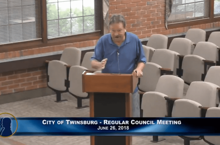 City of Twinsburg Council Meeting - June 26, 2018