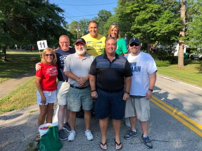 City Council 2018 Twins Days Parade