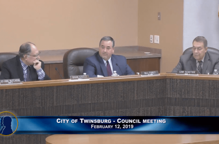 Twinsburg City Council Meeting - February 12, 2019