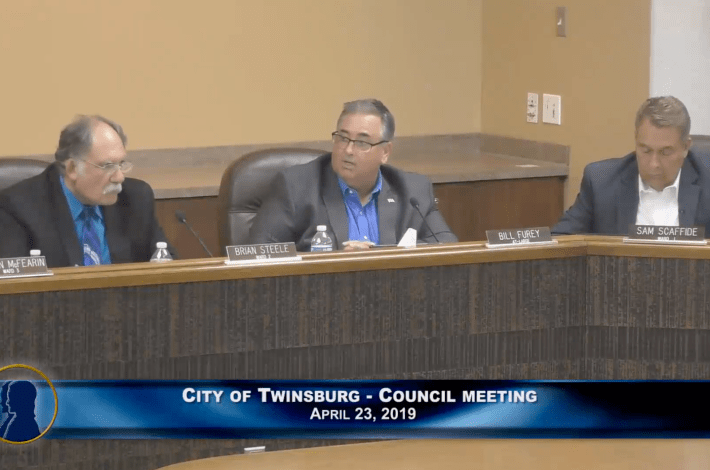 City of Twinsburg Council - April 23, 2019