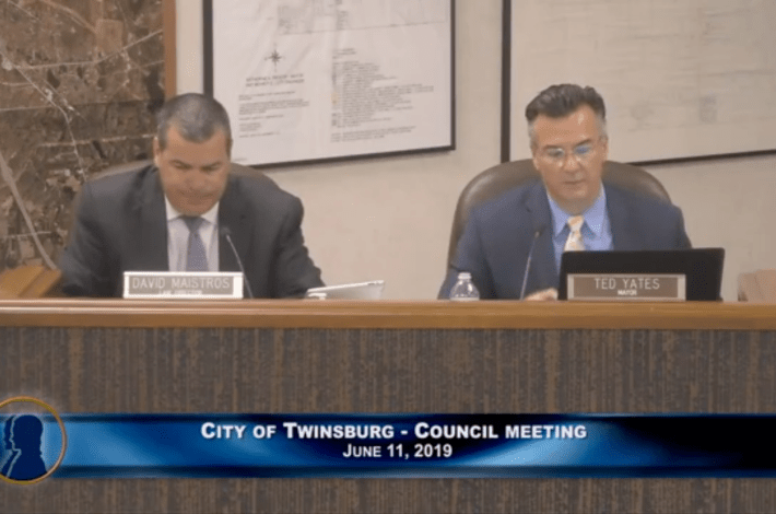 City of Twinsburg Council Meeting - June 11, 2019