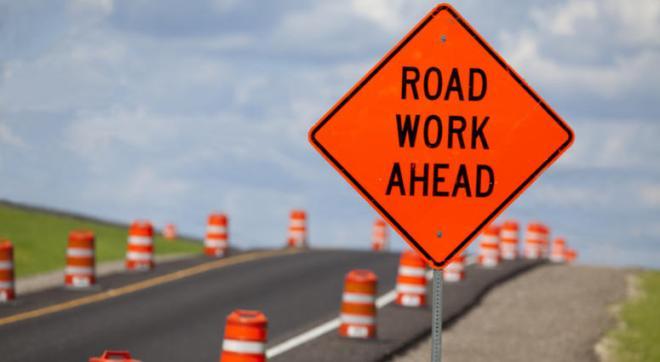 Construction Update - Road Work Ahead