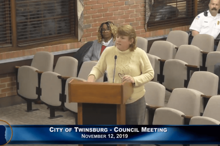 City of Twinsburg Council Meeting November 12, 2019