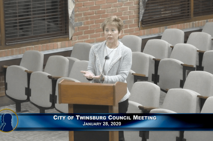 City of Twinsburg Council Meeting - January 28, 2020