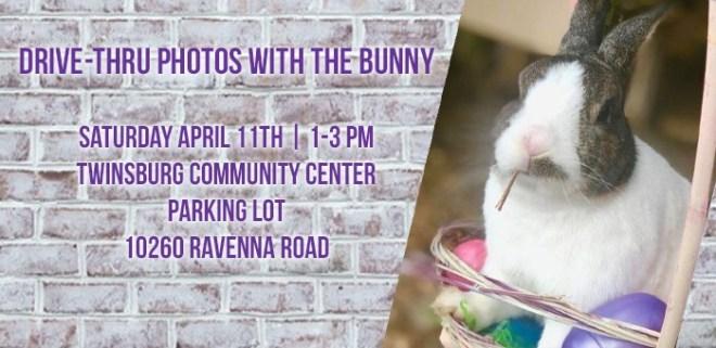Drive-Through Bunny Photos