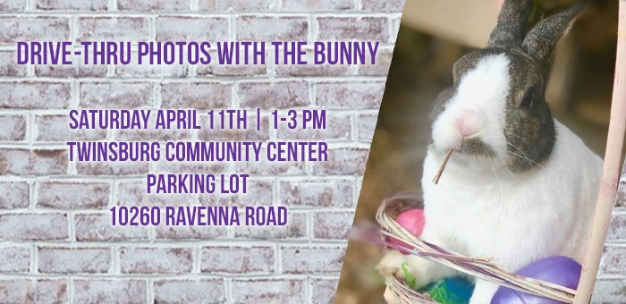 Drive-Through Bunny Photos