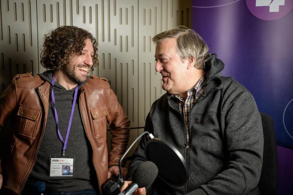 Greg Jenner Historian: Photos, Podcasts, Audio, Video