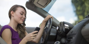 Salt Lake City Texting and Driving Defense Lawyer