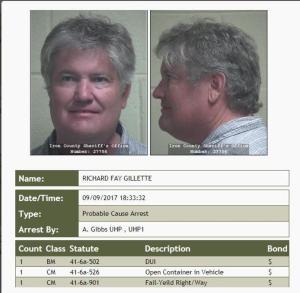 Cedar City DUI Lawyer