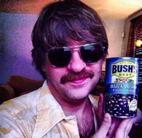 Greg Lee and Bush Beans