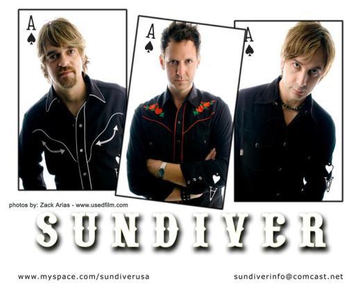Sundiver w/Jeff Gardner and Johnny Andrews