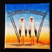 Buy Art Paintings Online Seagulls