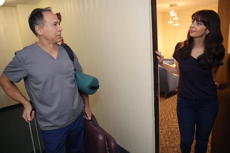 mobile chiropractor emergency in LA