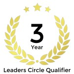 3 Year Atlas Insurance Brokers Leaders Circle Qualifier