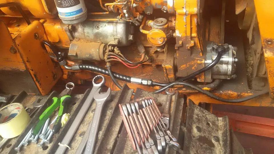 riparazione macchine agricole