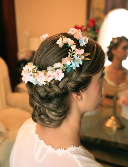 peinados de novia Córdoba