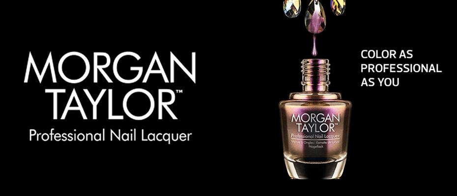 Morgan Taylor nails en Cordoba