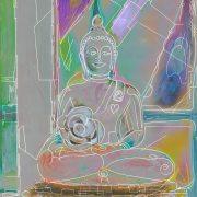 portrait of the Buddha