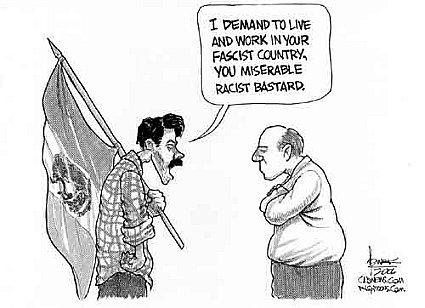 let-me-in-you-fascist