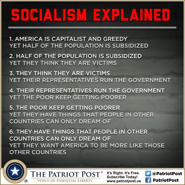 Socialism-explained