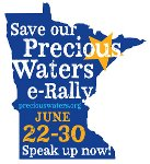 Save Our Precious Waters e-Rally