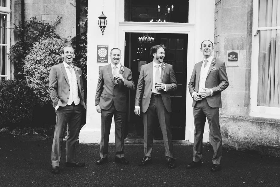 Limpley Stoke Hotel Bath Wedding
