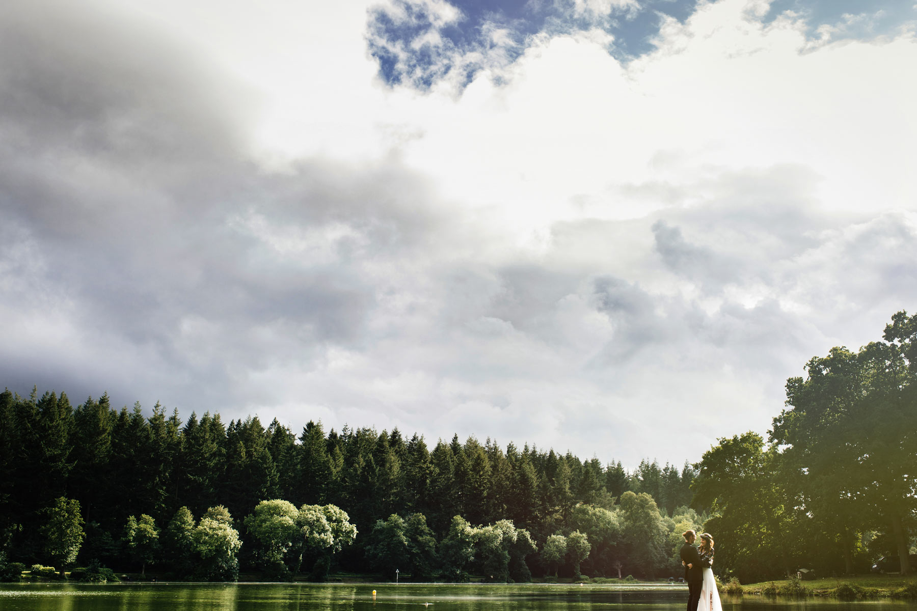 Shearwater Longleat Forest Wedding