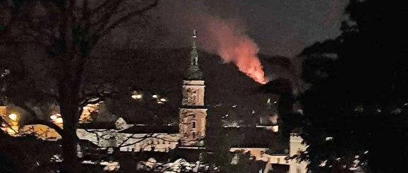 Ehemalige Kultureinrichtung der Papierfabrik abgebrannt