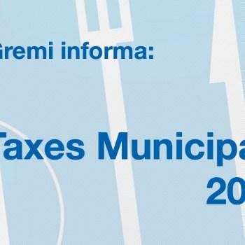 Taxes Municipals Vilanova 2015