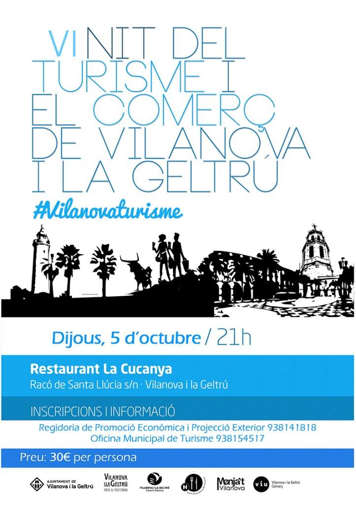 VI Nit del Turisme i Comerç de Vilanova i la Geltrú