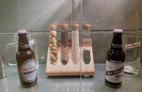 Visita a la fàbrica de cervesa San Miguel