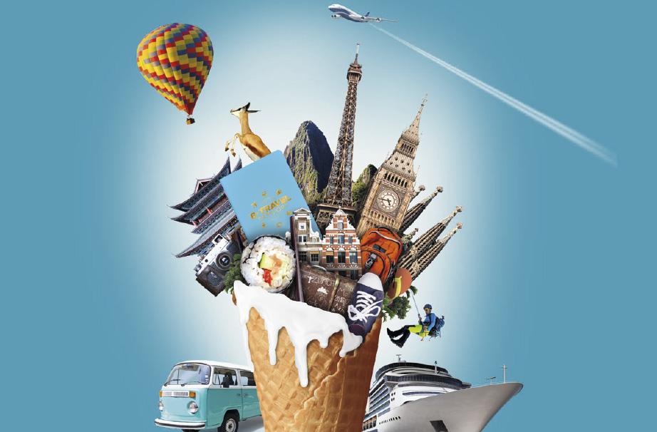 B-Travel, el salón del turismo