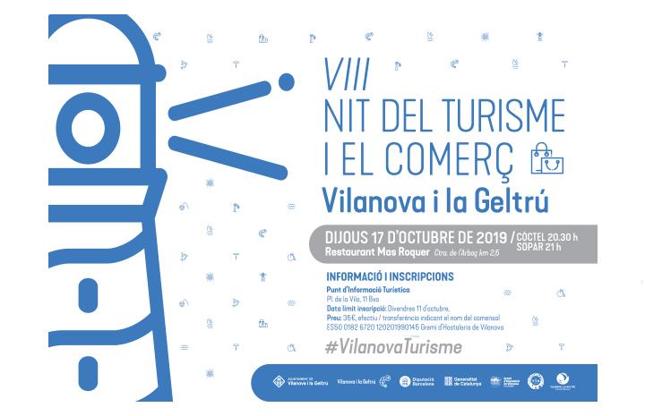 VIII Nit del Turisme i Comerç de Vilanova i la Geltrú