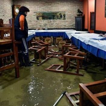 Consells de seguretat alimentària en cas d'aiguats i inundacions
