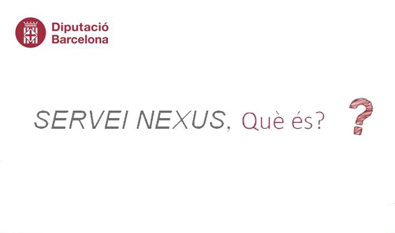 Servei Nexus: Servei d'informació per a la creació i creixement d'empreses.