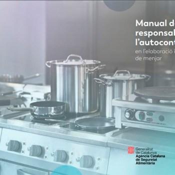 manuals de formació de manipuladors d'aliments