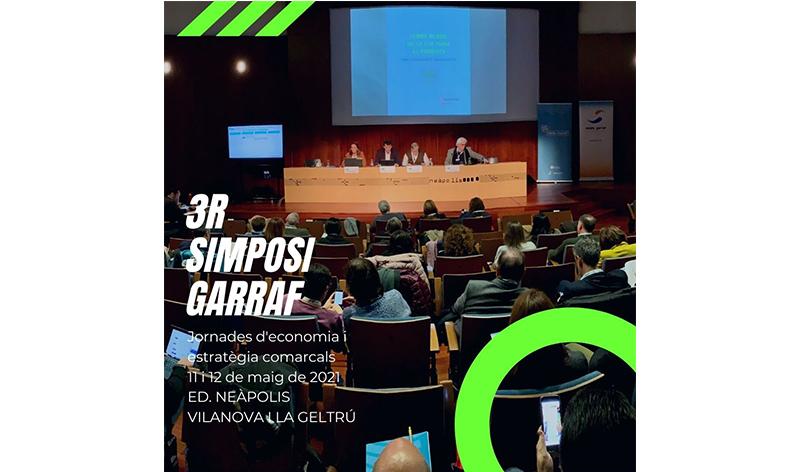 3r Simposi Garraf: El Garraf, nous escenaris per a una nova realitat
